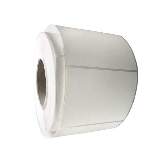 Etiquettes 110X80mm / Centaure blanc / Bobine échenillée de 1000 étiquettes GS