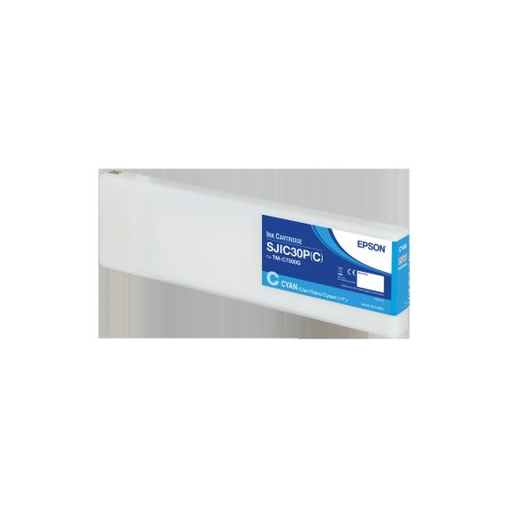 Encre Epson ColorWorks C7500G Cyan 294,3 ml