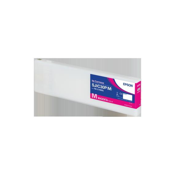 Encre Epson ColorWorks C7500G Magenta 294,3 ml