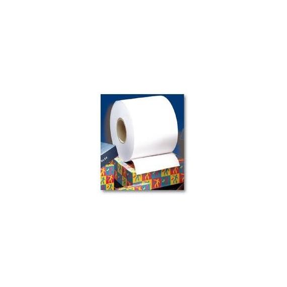 Bobine d'étiquettes rondes PRIMERA blanc glacé 44,45mm LX400 / 1100 étiq.