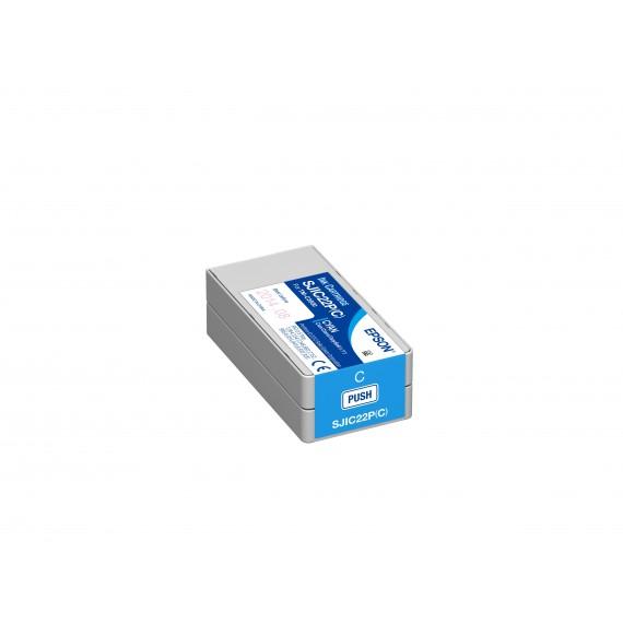 Encre Epson TM-C3500 Cyan 32.6 ml