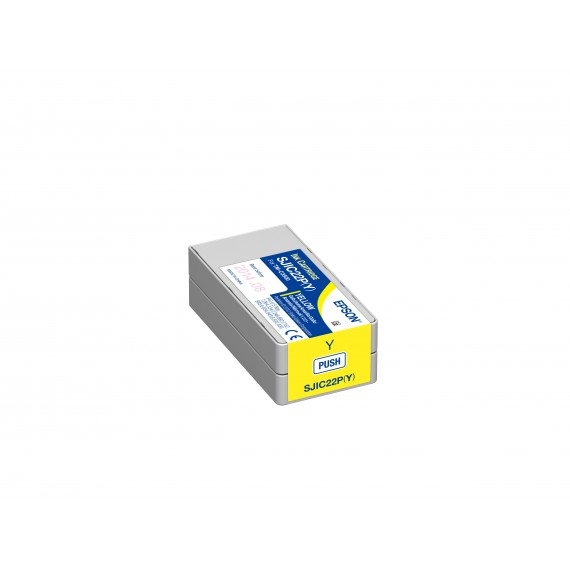 Encre Epson TM-C3500 Jaune 32.6 ml
