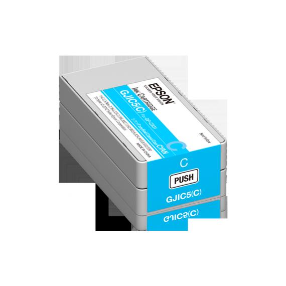 Encre Epson ColorWorks C831 Cyan 32,5 ml