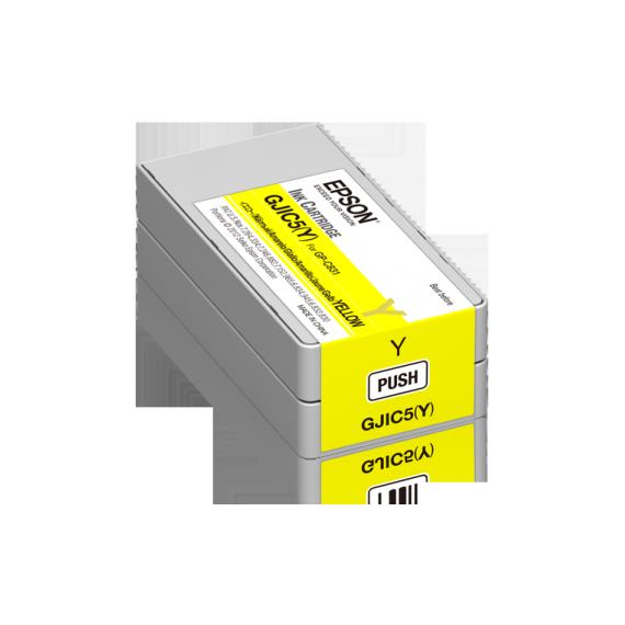 Encre Epson ColorWorks C831 Jaune 32,5 ml