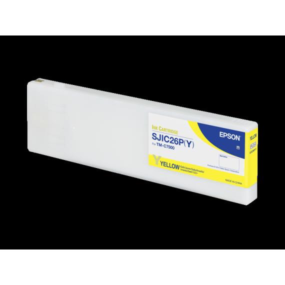 Encre Epson C7500 Jaune 294,3 ml