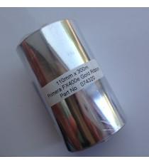 Résine or métallique 108mmx300m